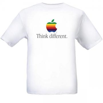 New black ipod Touch Apple mac T-Shirt store Think Different