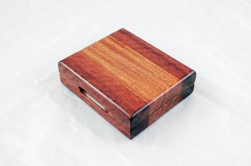Playing Card Case - Jarrah & Khaya
