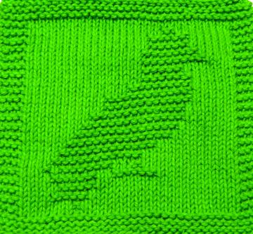 Knitting Cloth Pattern   - LORY-  PDF