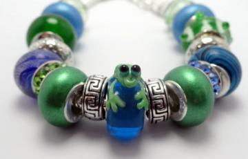 Cute Froggy Bracelet