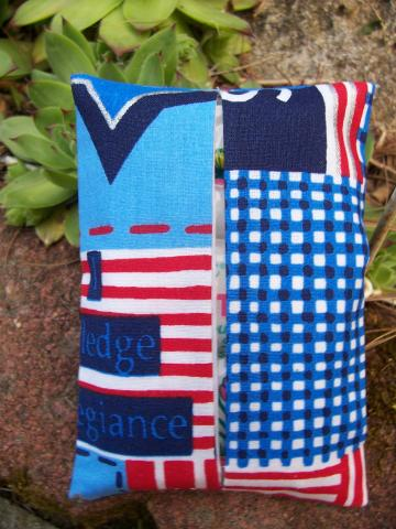 Stars and Stripes Tissue Holder