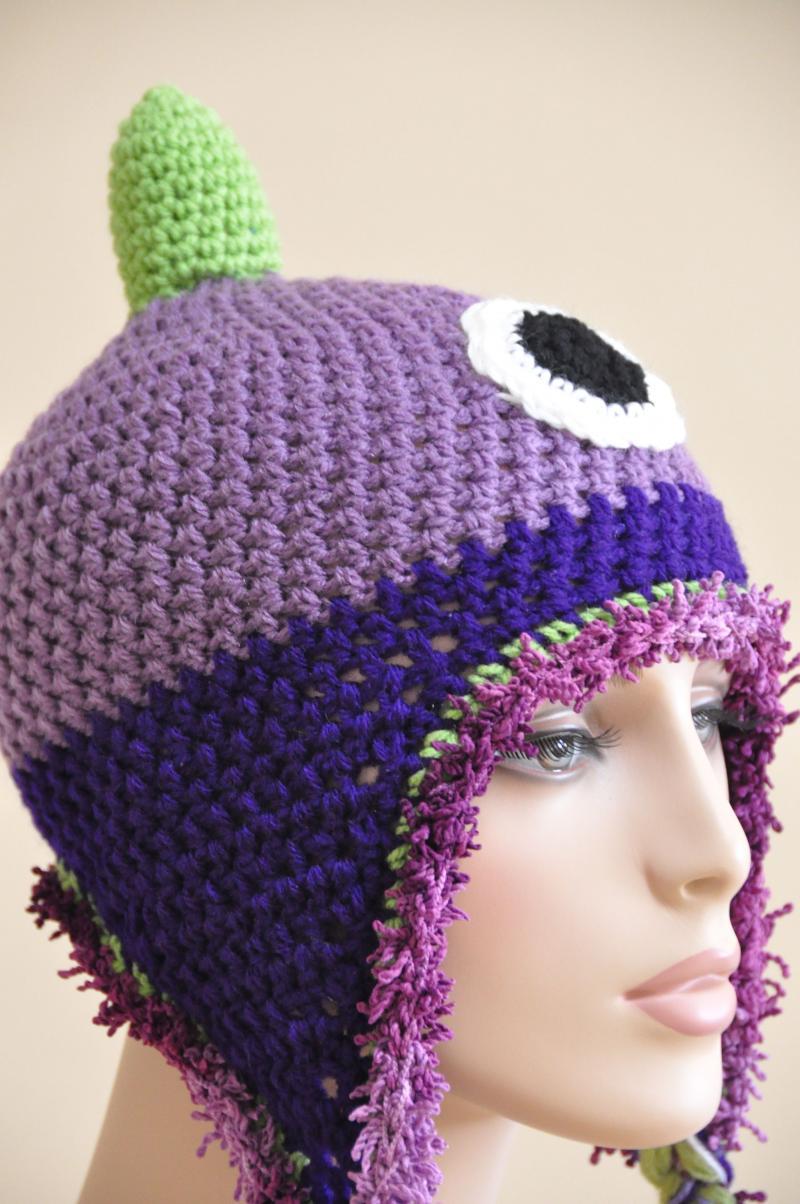 Crochet Pattern Novelty Hats : #