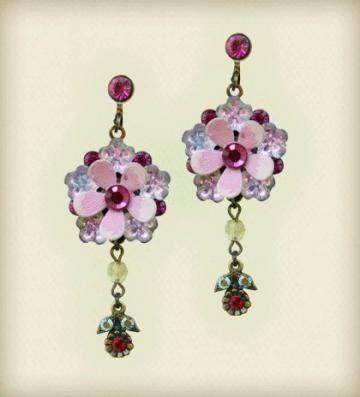 Orly Zeelon The Flower Garden Earrings