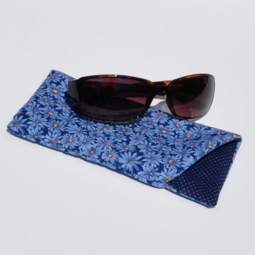 Asters Eyeglasses/Sunglasses Case