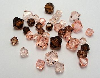 Swarovski Crystal Beads  Harvest