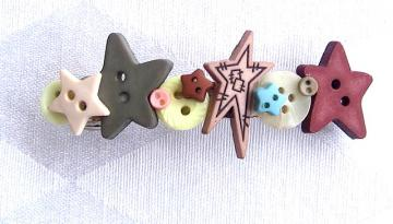 You're A Star Barrette