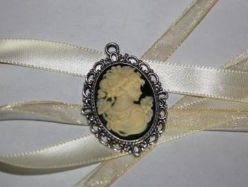 2 - Custom for Fairtiffb: Regency Era Cameo