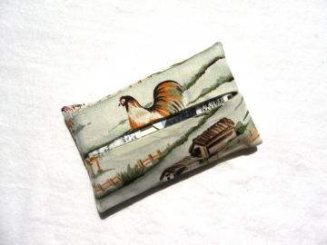 Rooster Tissue Pack Cover