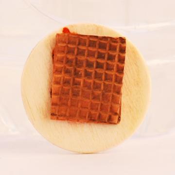 Burnt Waffle