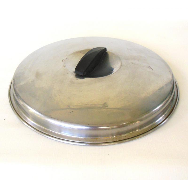 "Ekco Flint Arrowhead Cookware Lid 10.5"" Stainless Steel Dutch Oven ..."