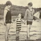H Armstrong Roberts Childhood Rotogravure 1927 Warm Weather Fun