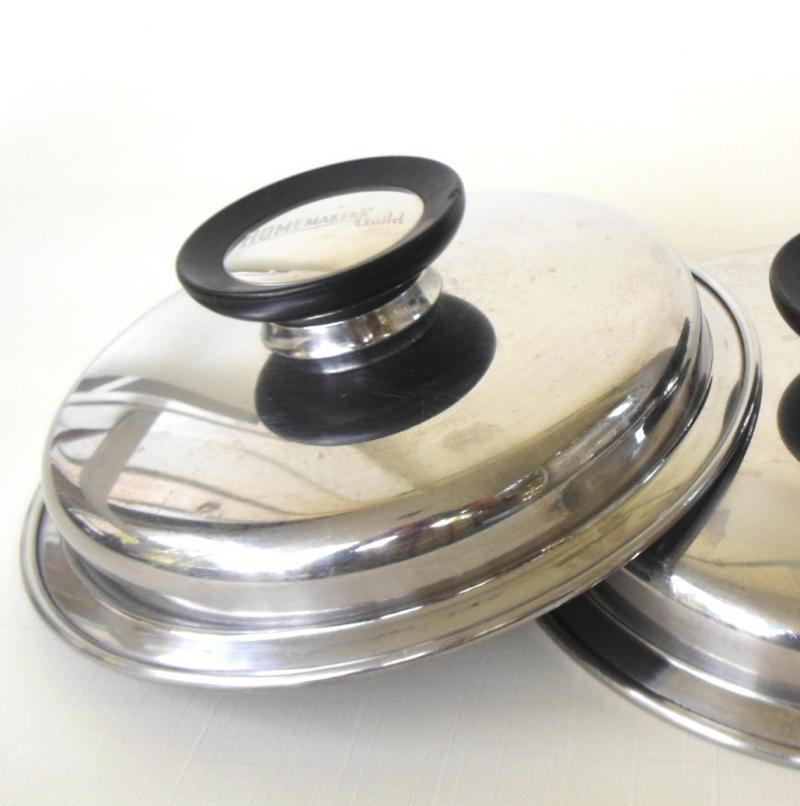 """Homemakers Guild Cookware Lid Replacement Part 7.5"""""""