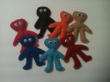 Moodigan's PMS / Stress relief  Doll