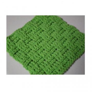 Crochet Pattern Central Baskets : Crochet Basket Stitch How To Crochet