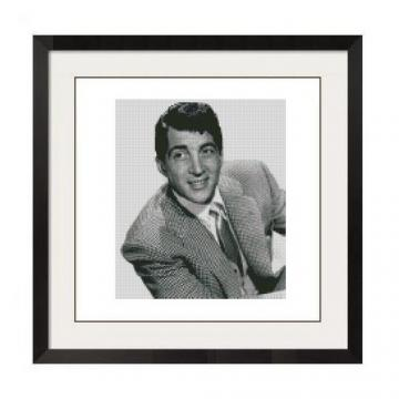 ALL STITCHES - DEAN MARTIN CROSS STITCH PATTERN .PDF -227