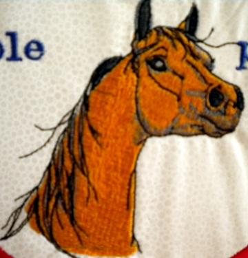 Horse lovers are stable people plush pillow talking decorative pillow