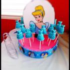 Cinderella Reusable Cake Pop -Cupcake or Lollipop Stand- Cinderella- Lollipop Stand- or a Stunning Centerpiece