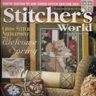 Stitcher's World Magazine March 2003