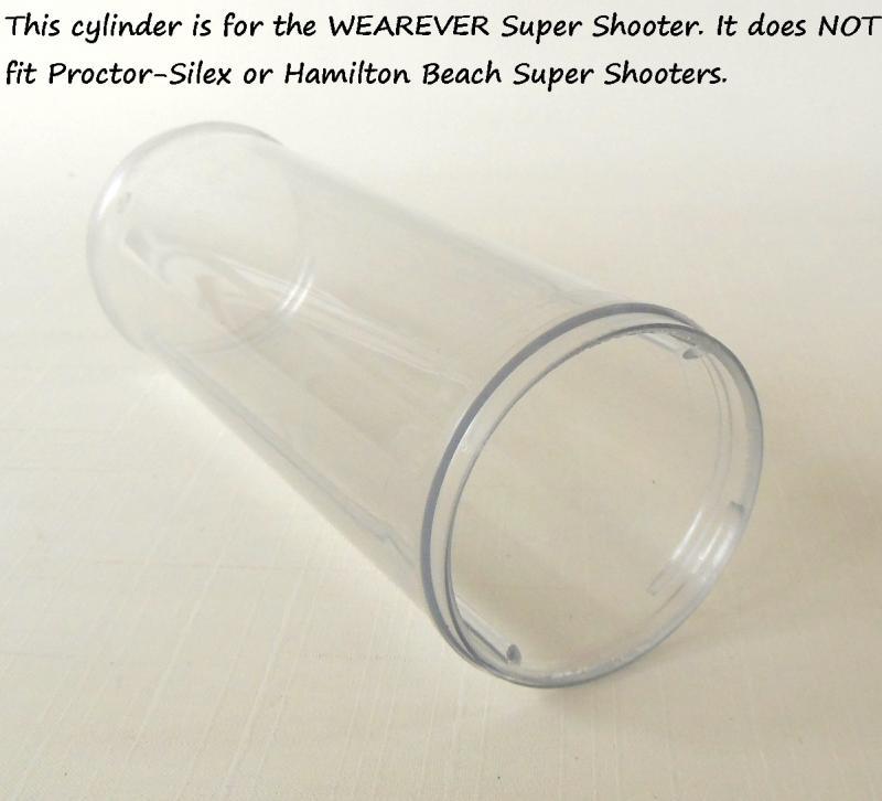 super shooter parts