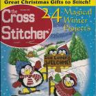 The Cross Stitcher Magazine December 2002