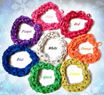 Make Your Own Rubber Band Bracelet - Holiday Special - Make Great Stocking Stuffers, Christmas Gifts for Kids and Adults