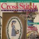 Cross Stitch & Country Crafts Magazine Mar/Apr 1996