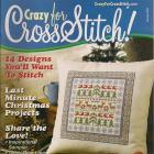 Crazy for Cross Stitch Magazine January 2004
