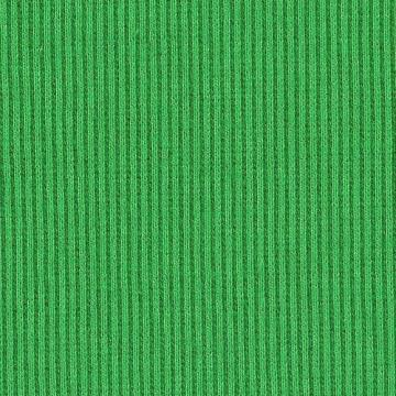 GREEN RIBBING, Cotton Lycra blend Fat 8th