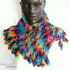 funky soft neck warmer