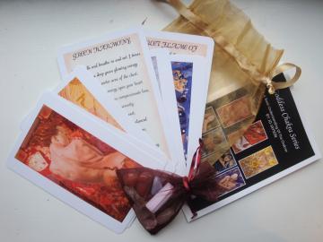 Goddess Chakra Meditation Kit