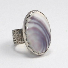 Beautiful Wampum Ring