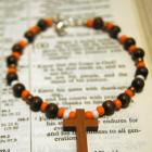 Rosary Cross Bracelets