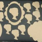 Chipboard Cameos frame