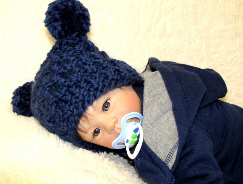 Knitting Pattern For Baby Jester Hat : knitted hat patterns   Knitting for charity? Images - Frompo