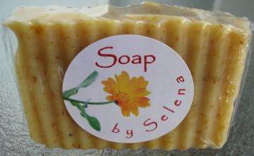 Skin Soothing Calendula Soap for Sensitive Skin