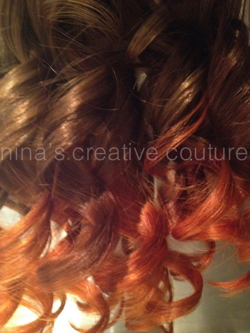 Dark Brown To Copper Ombre Images & Pictures - Becuo