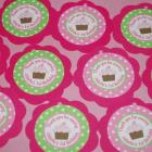 "<div align=""center""><h1><strong>""Cupcake Hot Pink and Green Favor Tags Birthday Decorations"" by <a href=""http://www.zibbet.com/GetThePartyStarted"">GetThePartyStarted</a></strong><br />$6.00<span> USD </span> </h1><a href=""http://www.zibbet.com/GetThePartyStarted/artwork?artworkId=140831""> Click to view more details </a></div>"