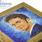 Dr wHo David hand painted box- get your name on it for free