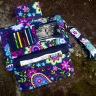 Create your own Annie Clutch, 3 Accessories in 1, Clutch, Wallet and Cell Phone Case