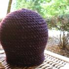 Lower Madhattin' Hat in Plum