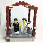 Jewish Wedding Cake Topper