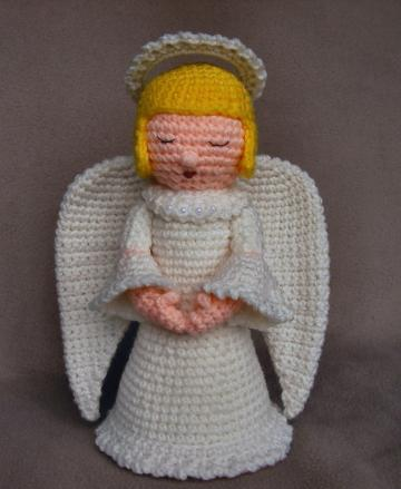 Crochet Angel - PDF Pattern
