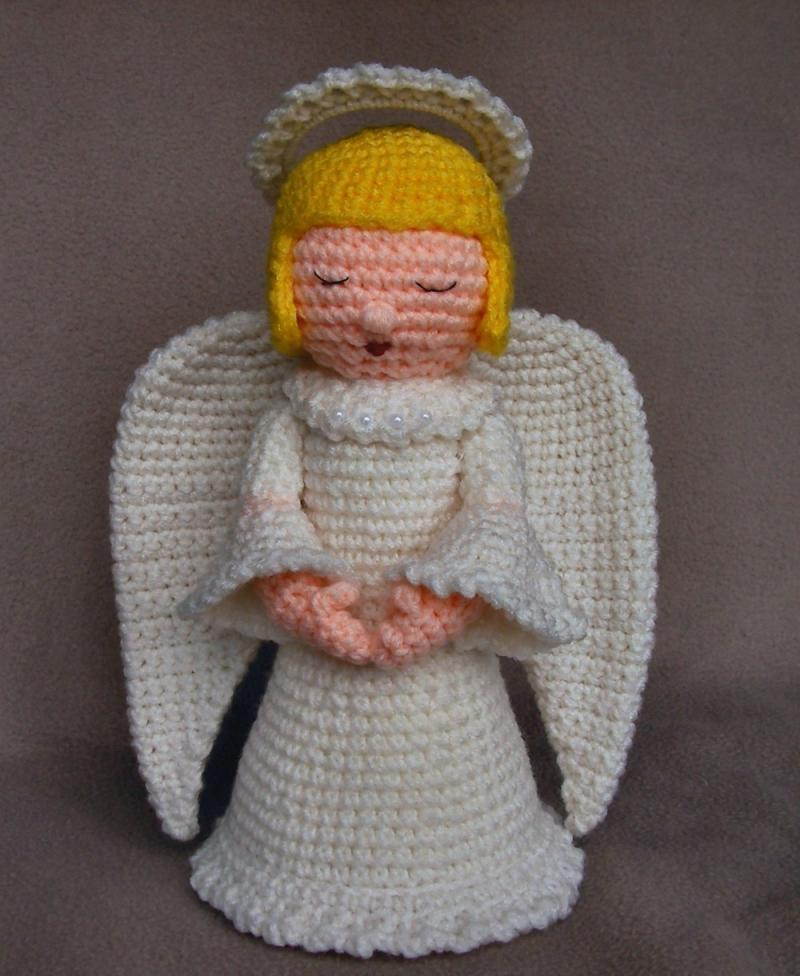 Crochet Angel : Crochet Angel - PDF Pattern