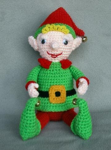 Crochet Pattern Central - Free Miscellaneous Christmas/Holiday