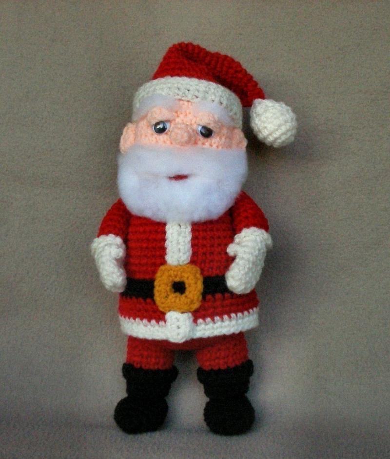 Crochet Pattern Central Christmas : CROCHET SANTA AND MRS PATTERNS - Crochet Club