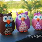 Family of Owls - Look Whoo's theme