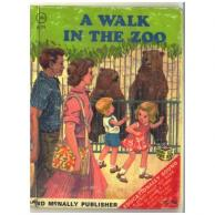 Image for A Walk In The Zoo by Dr. Lester E. Fisher
