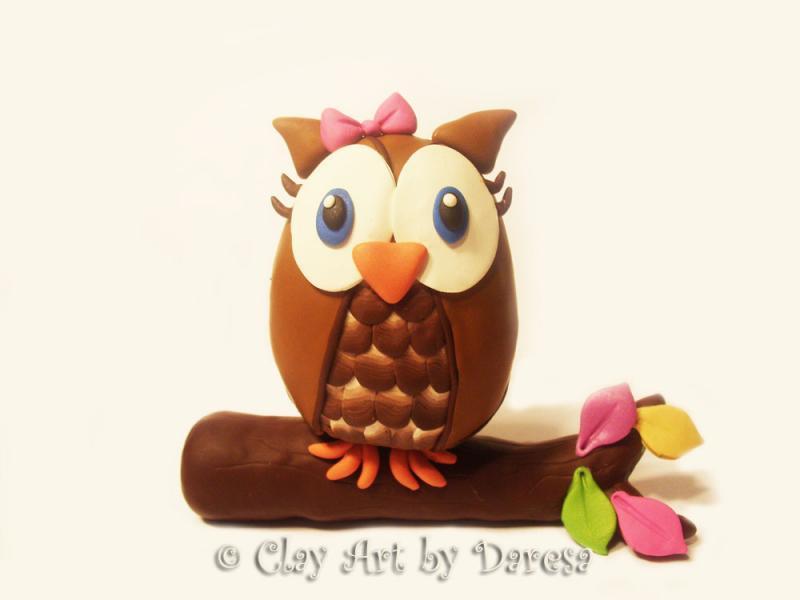 Owl Cake Topper Amazon