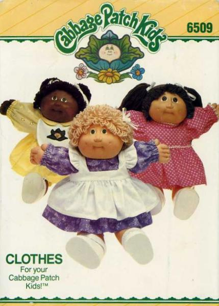 Sewing Patterns For Cabbage Patch Dollsdownload Free