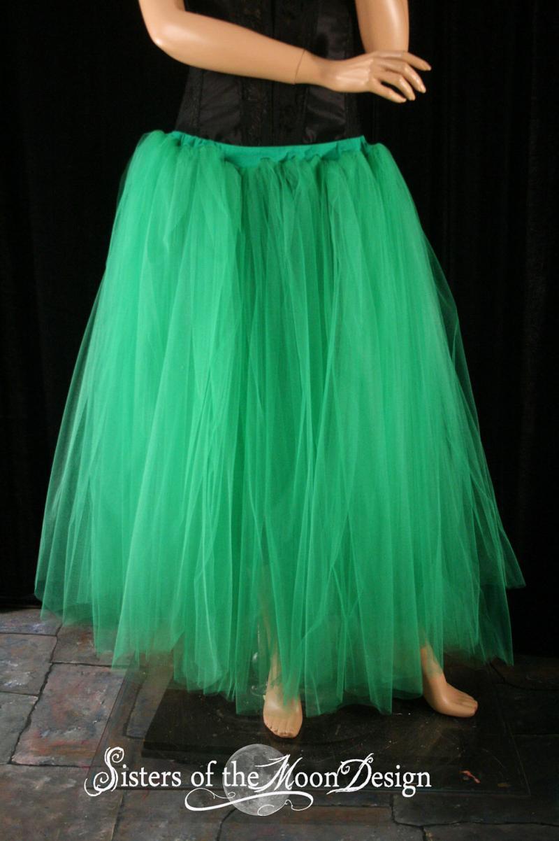 Green Tutu Skirt 26